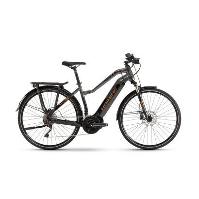Haibike SDURO Trekking 6.0 Damen i500Wh E-Bike 20-G XT 2020 | schwarz/bronze/titan