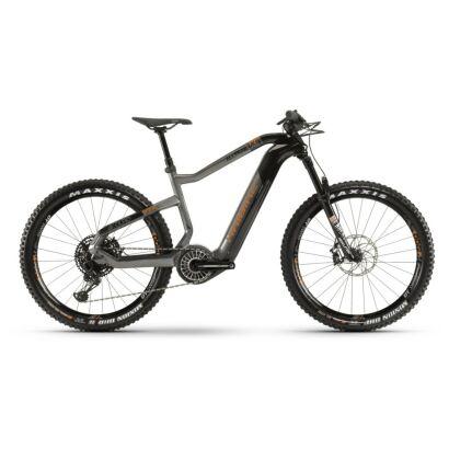 Haibike XDURO AllTrail 6.0 i630Wh Flyon E-Bike 12-G GX Eagle 2021 | carbon/titan/bronze