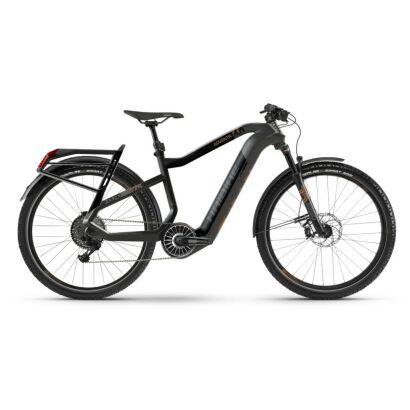 Haibike XDURO Adventr 6.0 i630Wh Flyon E-Bike 11-G XT 2021   carbon/titan/bronze