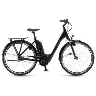 """Winora Tria N7f eco Einrohr 400Wh E-Bike 28""""7-G NexusFL 2020   onyxschwarz"""