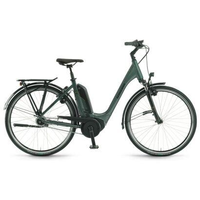 "Winora Tria N8 Einrohr 500Wh E-Bike 28"" 8-G NexusRT 2021   olive"