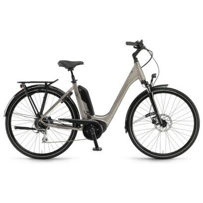 "Winora Tria 8 Einrohr 400Wh E-Bike 28"" 8-G Acera 2021 | sandstone"