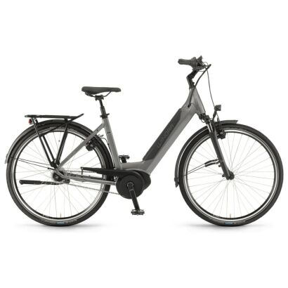 """Winora Sinus iN8 Einrohr i500Wh E-Bike 28"""" 8-G Nexus 2021   moongrey"""