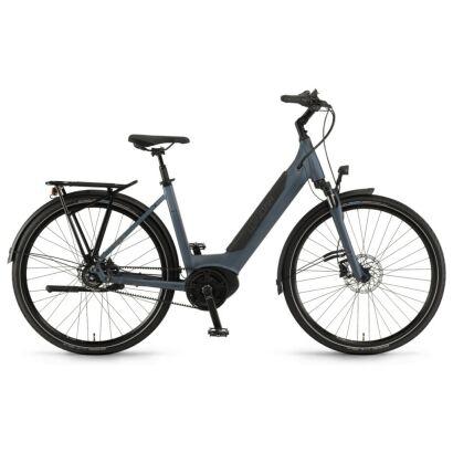 "Winora Sinus iR8f Einrohr i500Wh E-Bike 28"" 8-G Nexus 2021 | modernblue matt"