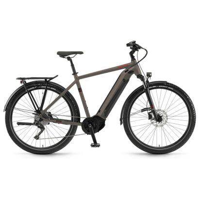 "Winora Sinus iX12 Herren i500Wh E-Bike 27,5"" 12-G XT 2021 | metallic sand matt"