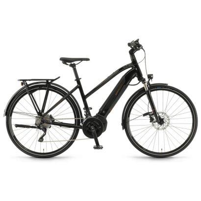"Winora Yucatan i20 Damen i500Wh E-Bike 28"" 20-G XT 2020 | onyxschwarz"