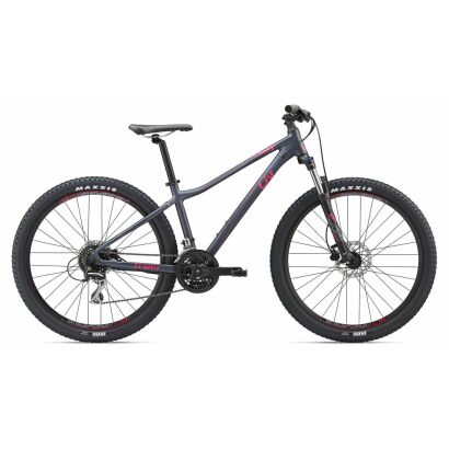 Liv Tempt 3 MTB Hardtail 2019 | Charcoal/ Raspberry