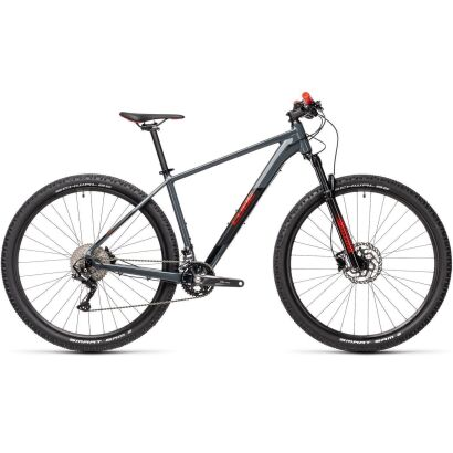 Cube Attention MTB Hardtail 2021 | grey´n´red