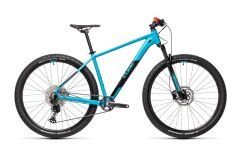 Cube Attention SL MTB Hardtail 2021 | petrol´n´red