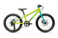 Cube Acid 200 Disc Kinderrad 2021 | green´n´petrol