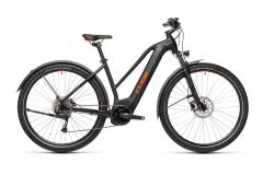 Cube Nature Hybrid ONE 625 Allroad Damen Cross E-Bike...