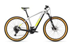Cube Reaction Hybrid Pro 625 29 E-MTB 2021 | grey´n´yellow