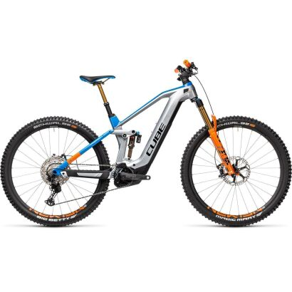 Cube Stereo Hybrid 140 HPC Actionteam 625 Kiox E-Bike Fully 2021 | actionteam