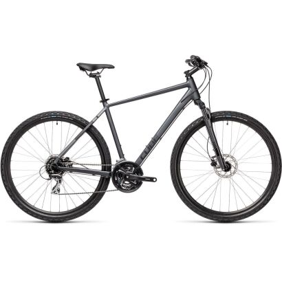 Cube Nature Crossbike 2021 | iridium´n´black