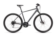 Cube Nature Crossbike 2021 | iridium´n´black