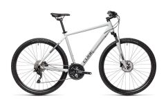 Cube Nature Pro Crossbike 2021 | grey´n´iridium