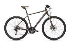 Cube Nature SL Crossbike 2021 | teak´n´orange