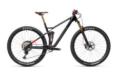 Cube Stereo 120 HPC SLT 29 MTB Fully 2021 | carbon´n´red