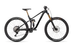 Cube Stereo 170 SL 29 MTB Fully 2021 | black anodized