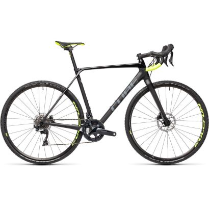 Cube Cross Race C:62 Pro Cyclocrosser 2021 | carbon´n´flashyellow
