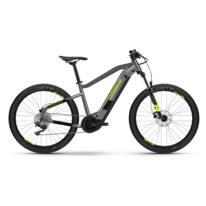 Haibike HardSeven 6 i630Wh E-Bike 10-G Deore 2021 | cool grey/black