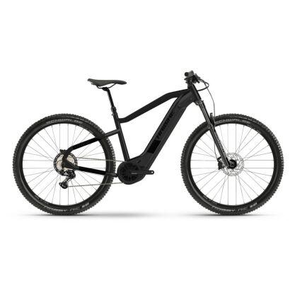 Haibike HardNine 8 i630Wh E-Bike 12-G XT 2021 | black ink matte