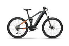 Haibike FullSeven 4 i500Wh E-Bike 10-G Deore 2021   cool...