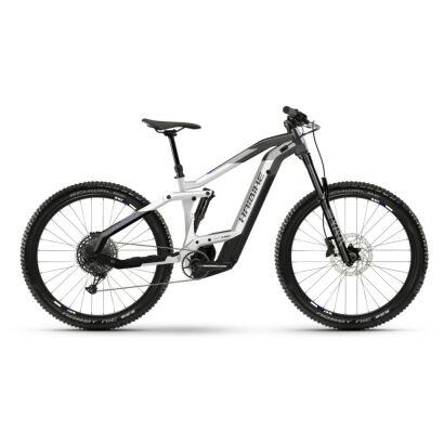 Haibike FullSeven 8 i625Wh E-Bike 12-G SX Eagle 2021 | anthrazit/white/black