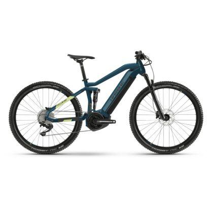 Haibike FullNine 5 i500Wh E-Bike 11-G Deore 2021 | blue/canary