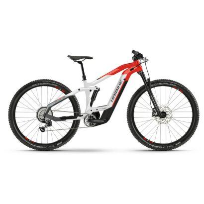 Haibike FullNine 9 i625Wh E-Bike 12-G Deore 2021   coolgrey/red