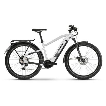 Haibike Trekking 8 i630Wh E-Bike 12-G XT 2021 | sparkling white