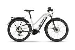Haibike Trekking 8 i630Wh E-Bike Low Standover 12-G XT...