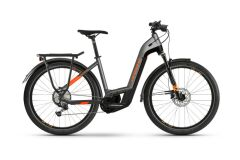 Haibike Trekking 10 i625Wh E-Bike Low Step 12-G SLX 2021...