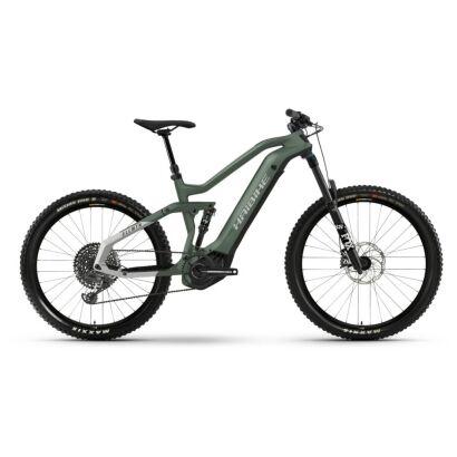 Haibike AllMtn 6 i600Wh E-Bike 12-G GX Eagle 2021 | bamboo/cool grey matte