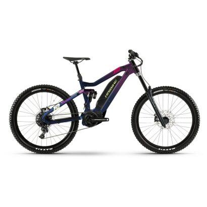 Haibike Dwnhll 500Wh E-Bike 11-G NX 2021 | indigo/blue