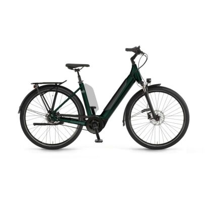 Winora Sinus R8f Wave i625Wh E-Bike 27.5 Zoll 8-G Nexus 2021 | shadowgreen