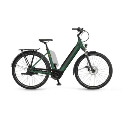 Winora Sinus R380auto Wave i625Wh E-Bike 27.5 Zoll Enviolo 2021 | BPN pinegreen matt