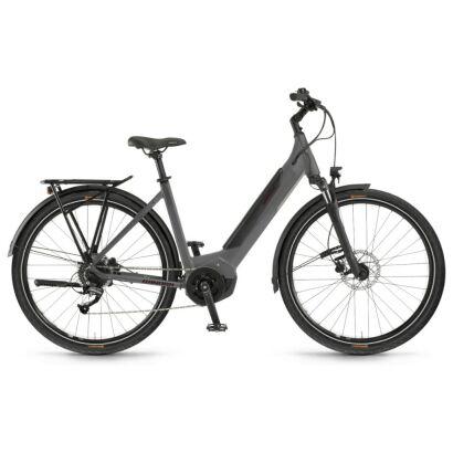 Winora Yucatan 8 Wave i400Wh E-Bike 28 Zoll 8-G Altus 2021 | artichoke matt