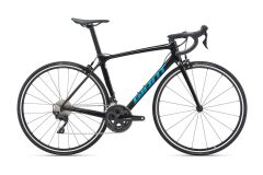 Giant TCR Advanced 2 Rennrad 2021 | carbon smoke