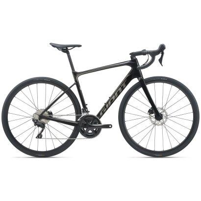 Giant Defy Advanced 2 Endurance Bike 2021 | carbon smoke / charcoal