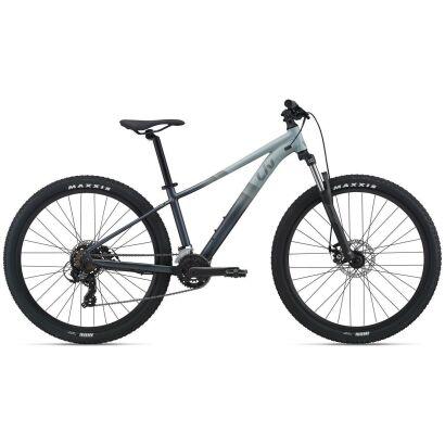 Liv Tempt 3+ Damen MTB Hardtail 2021 | slate gray / charcoal matt