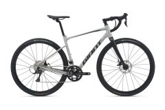 Giant Revolt 2 Gravel Bike 2021   concrete matt