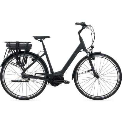 Giant Entour E+ 1 City Ebike 2021 | metallic black matt-gloss