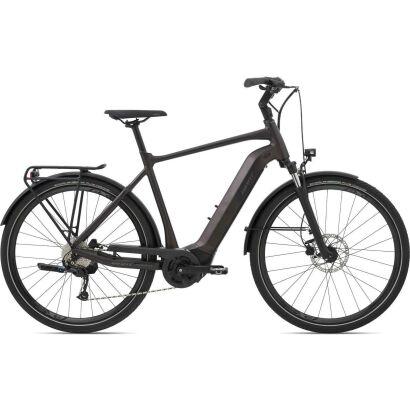 Giant AnyTour E+ 3 GTS Trekking Ebike 2021 | rosewood matt-gloss