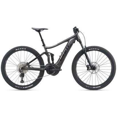 Giant Stance E+ 1 Pro E-Fully 2021 | metallic black