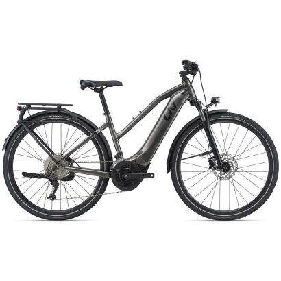 Liv Amiti-E+ 1 500Wh Damen Trekking Ebike 2021 | charcoal grey