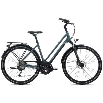 Liv Allure RS 3 Damen Trekkingrad 2021 | steel blue matt