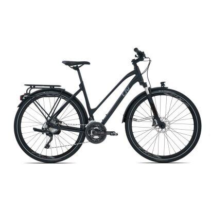 Liv LaVie SLR 0 Damen Trekkingrad 2021 | black matt