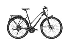 Liv LaVie SLR 1 Damen Trekkingrad 2021 | dark grey matt