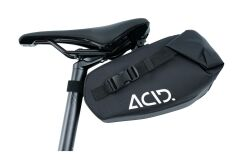 Acid Satteltasche Click Xl black